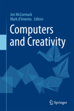 Computers and Creativity edited by Jon McCormack and Mark d'Inverno